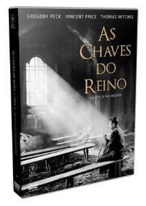 DVD As Chaves do Reino - Gregory Peck