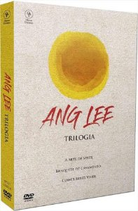 Dvd Duplo - Trilogia Ang Lee