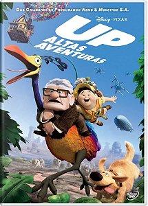 DVD Up Altas Aventuras - Disney