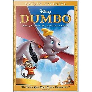 DVD - Dumbo: Edição de 70º Aniversário