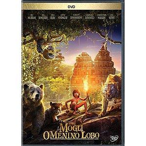 DVD - Mogli: O Menino Lobo (2016)