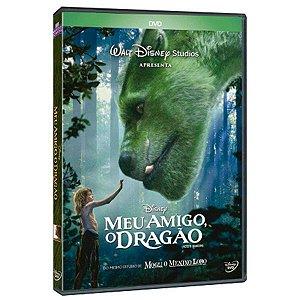 DVD - Meu Amigo, O Dragão