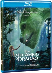 Blu-Ray Meu Amigo, O Dragão
