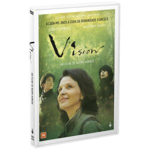 DVD - Vision (2018) - Imovision