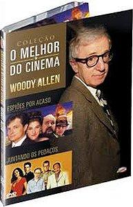 DVD Coleção O Melhor do Cinema - Woody Allen
