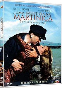 DVD - Uma Aventura na Martinica