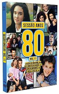 DVD SESSÃO ANOS 80 VOL.11