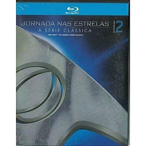 Blu Ray Jornada Nas Estrelas A Série Clássica - 2ª Temporada