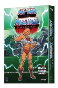 DVD Box He-Man e os Mestres do Universo - 1ª Temporada
