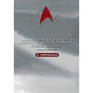 DVD BOX Jornada Nas Estrelas A Nova Geração 2ª Temp.