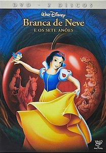 DVD Duplo Branca de Neve e os Sete Anões