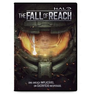 DVD Halo - The Fall Of Reach