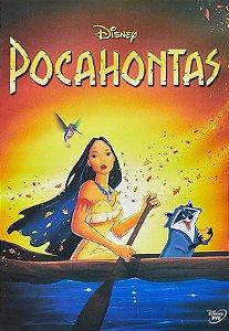 DVD Pocahontas - Disney