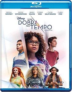 Blu-Ray Uma Dobra No Tempo Disney