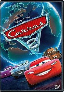 DVD Carros 2 - DISNEY