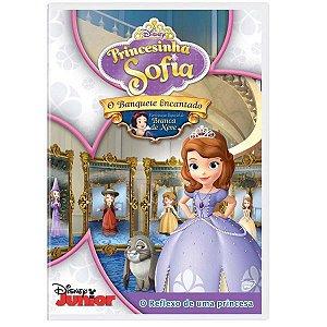 DVD - Princesinha Sofia: o Banquete Encantado