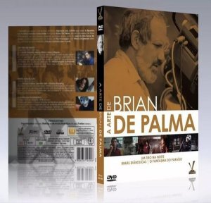 DVD Box A Arte de Brian de Palma