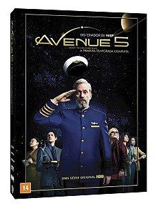 DVD - Avenue 5 – A Primeira Temporada Completa