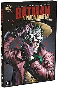 DVD - Batman A Piada Mortal