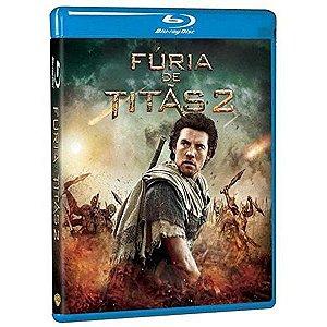 Blu-Ray Fúria de Titãs 2