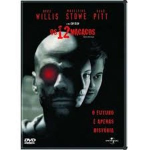 DVD Os 12 Macacos - Bruce Willis