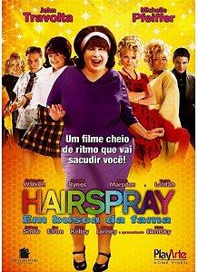 Dvd - Hairspray - Em Busca Da Fama  - John Travolta