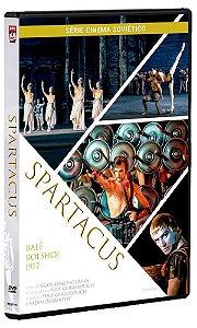 DVD - SPARTACUS - Yury Grigorovich