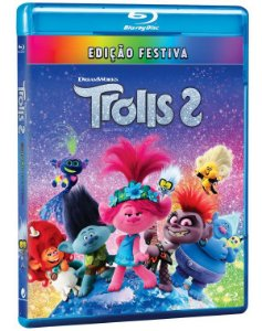 Blu-ray TROLLS 2 PRE VENDA ENTREGA A PARTIR DE 21/04/21