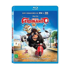 Blu-ray - O Touro Ferdinando