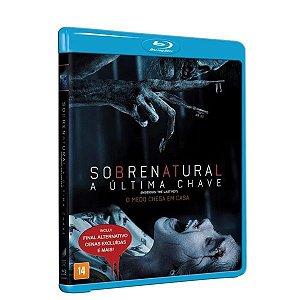 Blu-Ray - Sobrenatural: A última Chave