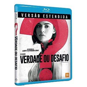 Blu-Ray - Verdade ou Desafio?