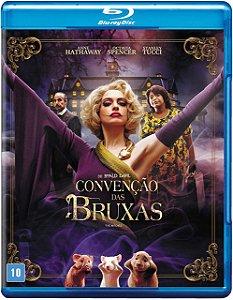 Blu-Ray CONVENÇÃO DAS BRUXAS - (2020) Pré venda entrega a partir de 28/04/21