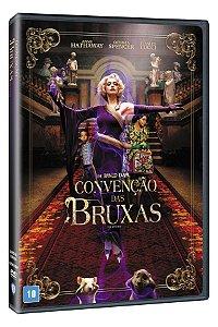 DVD CONVENÇÃO DAS BRUXAS - (2020)