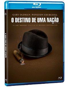 Blu-Ray O Destino de uma Nação