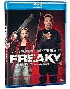 Blu-Ray FREAKY - NO CORPO DE UM ASSASSINO