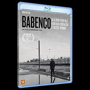 Blu-Ray - BABENCO - Alguém tem que ouvir o coração e dizer: Parou