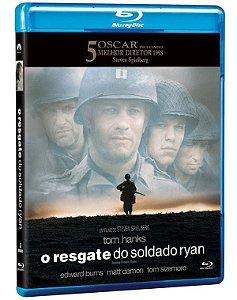 Blu-Ray O RESGATE DO SOLDADO RYAN - Pré venda entrega a partir 19/05/21