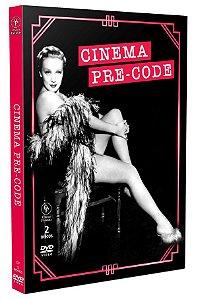 DVD Duplo Cinema Pre-Code