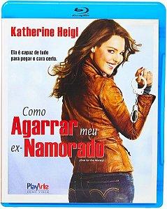 Blu-ray Como Agarrar Meu Ex-Namorado - Katherine Heigl