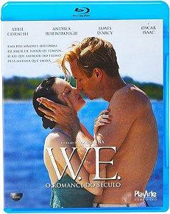 Blu-ray W.E. - O Romance Do Século