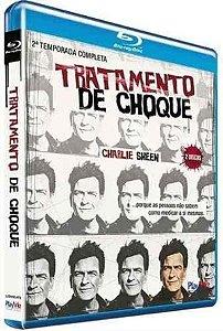 Blu-ray Tratamento de Choque: 2ª Temporada - Charlie Sheen