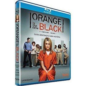 Blu-ray Orange Is The New Black 1ª Temporada Vol 1