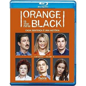 Blu-ray - Orange Is The New Black - 1ª Temporada - Vol 3