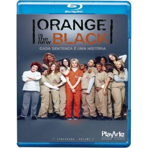 Blu-Ray Box - Orange Is The New Black - 1ª Temporada - Vol 2