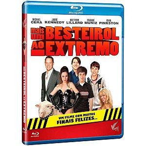 Blu-ray Mais Um Besteirol ao Extremo