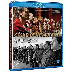 Blu-Ray - César Deve Morrer