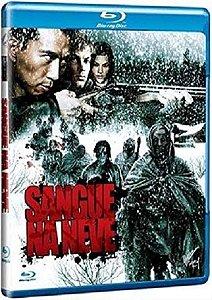 Blu-ray Sangue na Neve