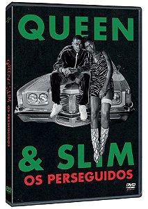 DVD QUEEN & SLIM - OS PERSEGUIDOS