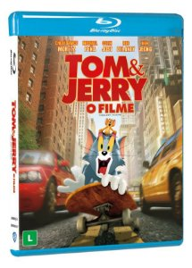 Blu-Ray Tom & Jerry: O Filme