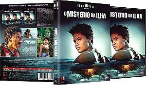 DVD O Mistério Da Ilha - Blumhouse